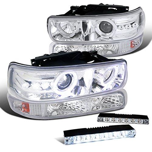 05 silverado halo fog lights - 8