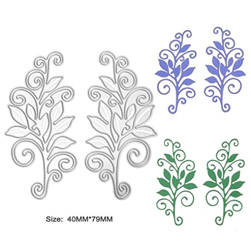 New Flower Heart Metal Cutting Dies Stencils DIY Scrapbooking Album Paper Card by Topunder H