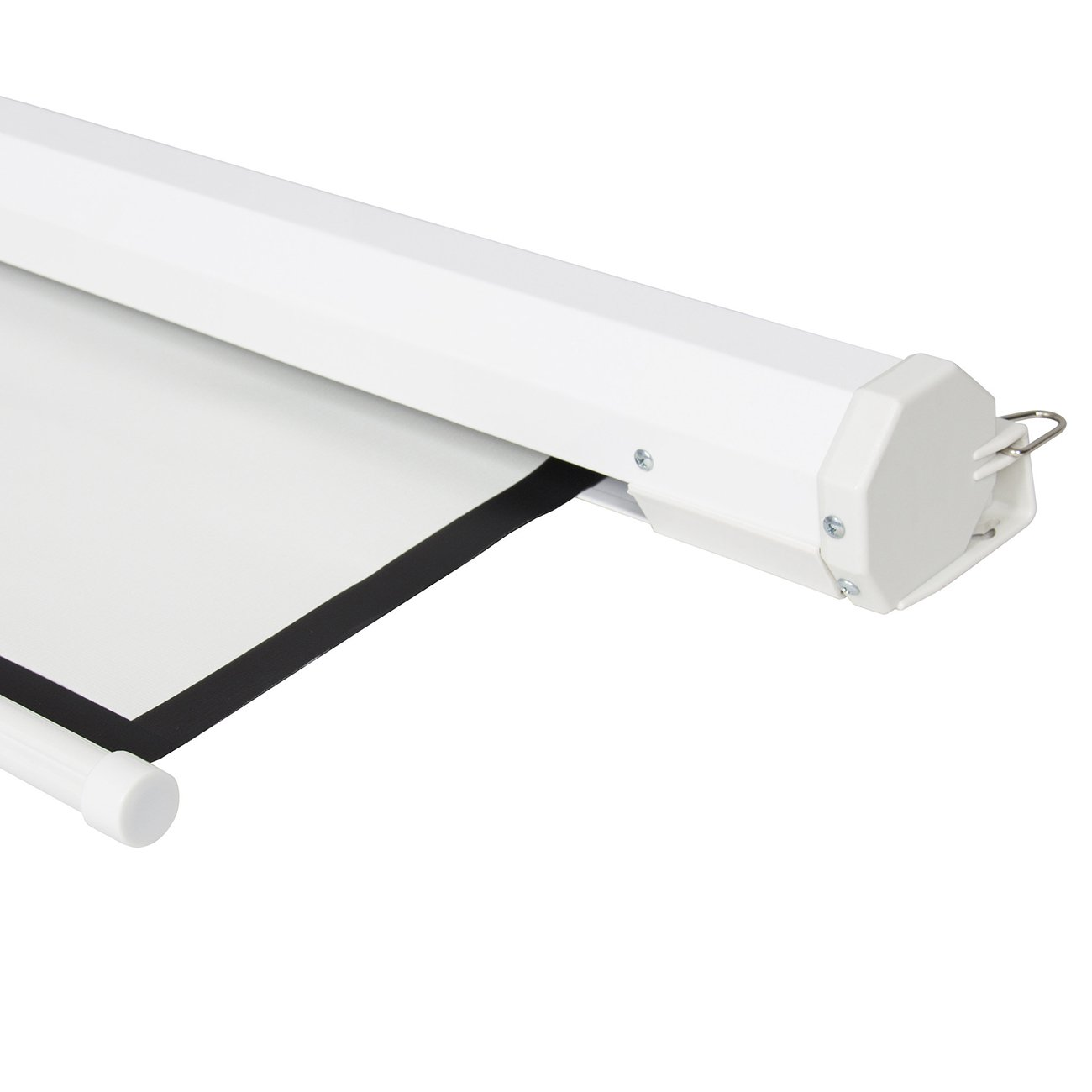ARKSEN Foldable Electric Motorized Projector Screen w/Remote Control, 16:9, 100'' by ARKSEN (Image #5)