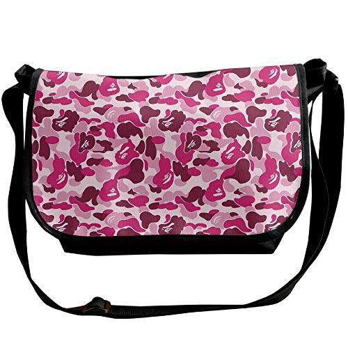 Pink Black Bag Bags Designer Fashion Sling Ape Handbag Satchel Women's Camo Casual Sx7qRPS