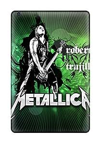 5014759K78300853 Cute Tpu Metallica Case Cover For Ipad Mini 3