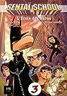 Sentaï school : l'école des héros, Tome 3 par Torta