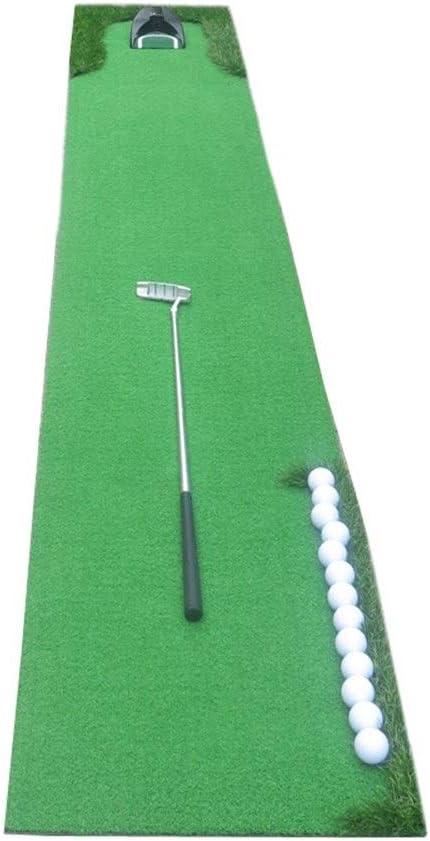 DS- Estera de Golf Mini Manta de Golf Putter con Retorno ...