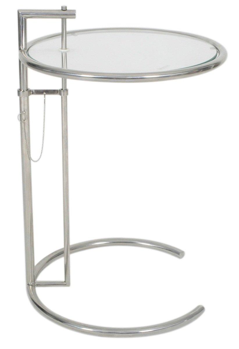 Amazon MLF Eileen Gray End Table Adjustable Height Table