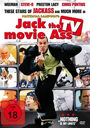Jack in the ass dvd
