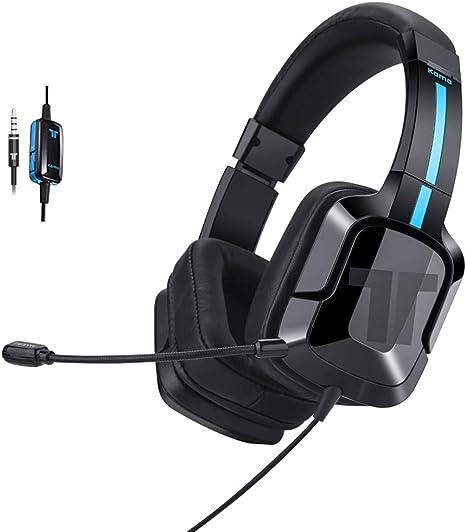 Amazon.com: TRITTON Kama Plus - Auriculares de diadema con ...