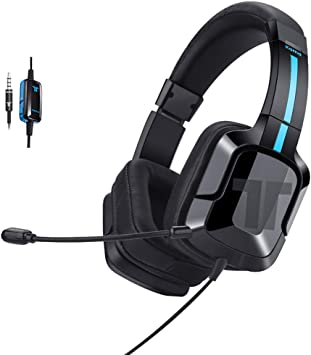 Amazon.com: TRITTON Kama Plus - Auriculares de diadema con ...