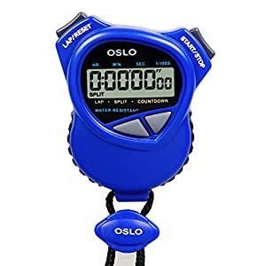 Oslo Dual Stopwatch/Countdown Timer