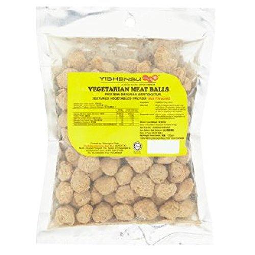 (Yishensu Vegetarian Meat Balls 120g (628MART) (1 Pack))