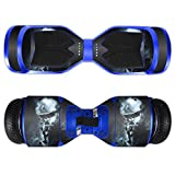 MightySkins Skin Compatible with Swagtron T3 Hover Board Self Balancing Smart Scooter wrap Cover Sticker Skins Target Marked