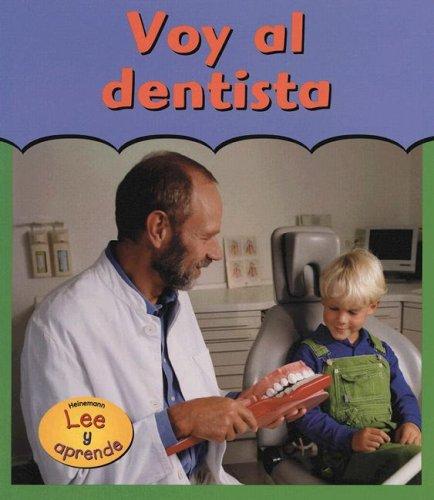 Amazon com: Voy Al Dentista/going To The Dentist (La primera