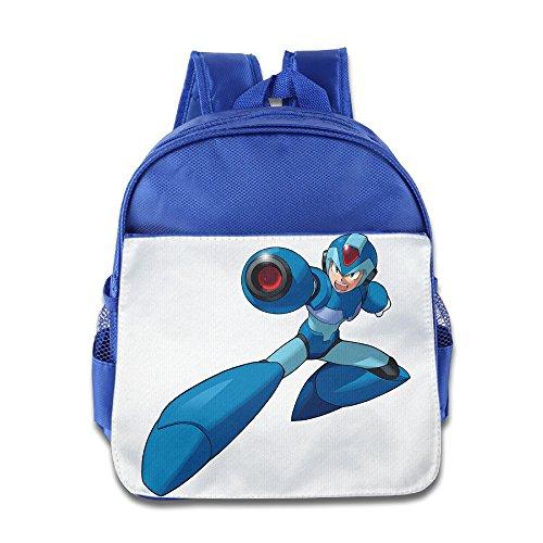 Mega Man Child Stylish Pack School Bag