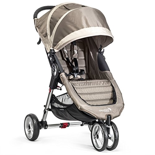 - Baby Jogger City Mini Stroller in Sand, Stone Frame, BJ11457