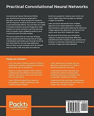 Practical Convolutional Neural Network Models - Livros na