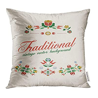 Emvency Throw Pillow Cover Decorative Pillow Case Home Decor Square Parent Pillowcase
