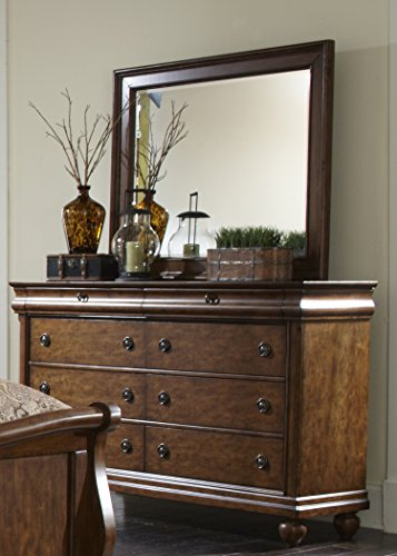 Liberty Furniture 589-BR51 Traditions Landscape Mirror, 46
