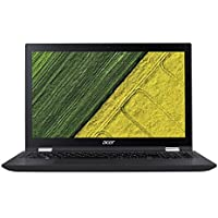 Acer 15.6 Touchscreen Spin 3 Intel Core i3 7th Gen 7100U 2.40GHz 4GB Memory 128GB SSD 2-in-1 Laptop Windows 10 Model SP315-51-37UY