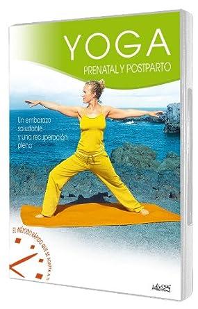 Especial yoga: Prenatal y posparto [DVD]: Amazon.es: Cine y ...