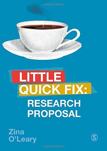 Top 2 best little quick fix research proposal 2019