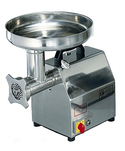 Axis Equipment AX-G12S Meat Grinder, 115V Voltage, #12 Hub, 1 hp Motor by Axis Equipment