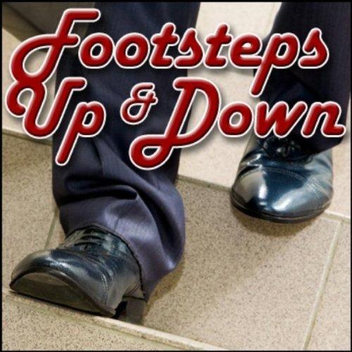 Footsteps, Marble - Female Heels: Down Stairs Marble, Tile & Linoleum Footsteps, Female Footsteps (Down Tile)