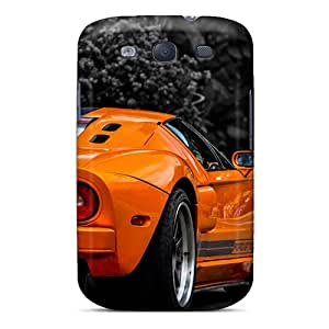 High-end Case Cover Protector For Galaxy S3(ford Gt Rear)