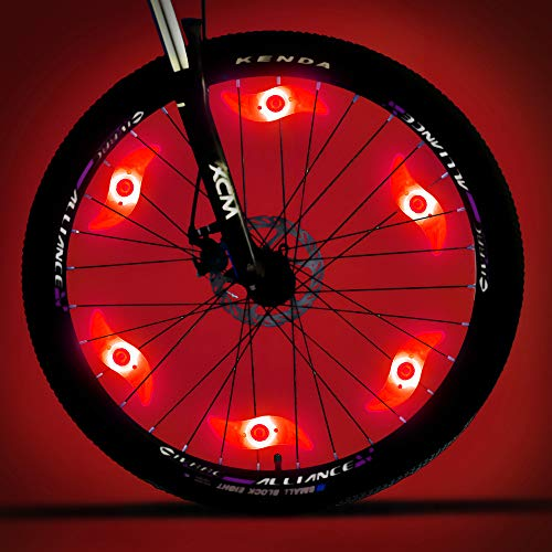 Red Led Wheel Well Lights in US - 6