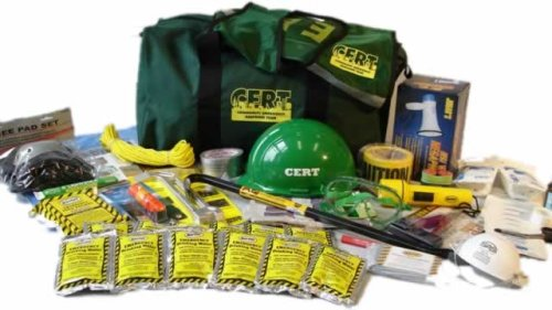 Mayday CRT3 CERT Deluxe Action Response Kit