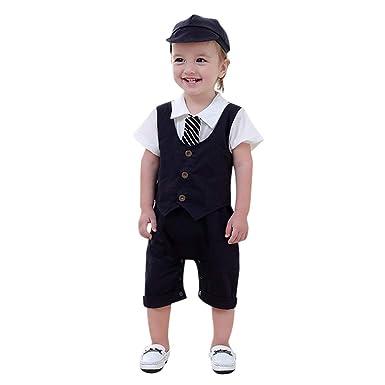 Innerternet-Traje de niño, (6-24 Meses) Moda Infantil de Verano ...