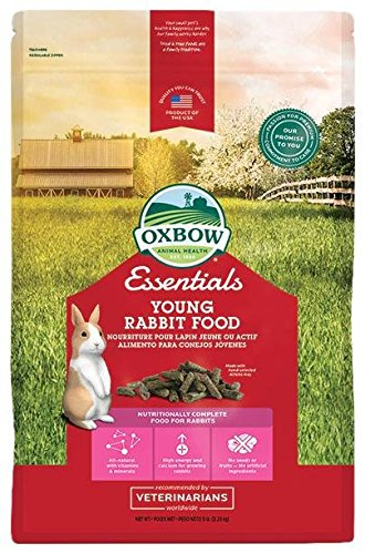 Oxbow Bunny Basics 15/23 , 5-Pound Bag