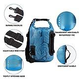 HEETA Waterproof Dry Bag for Women Men, Roll Top