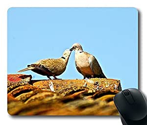 Kiss 6 Mouse Pad Desktop Laptop Mousepads Comfortable Office Mouse Pad Mat Cute Gaming Mouse Pad by icecream design