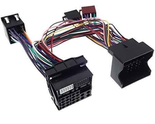 PARROT THB Adapter BMW 40 PIN BLUETOOTH Quadlock ISO Kabel Radio ...
