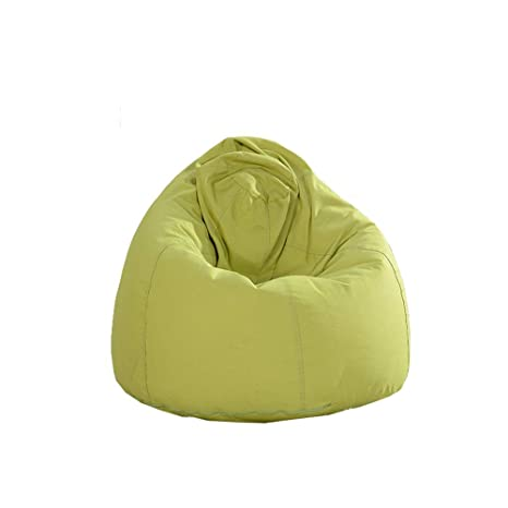 Fabulous Amazon Com Taesouw Home Lazy Bean Bag Sofa Single Removable Creativecarmelina Interior Chair Design Creativecarmelinacom