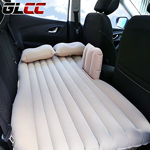 Price comparison product image Hot sale Car Back Seat Cover Car Air Mattress Travel Bed Inflatable Mattress Air Bed Good Quality Inflatable Car Bed