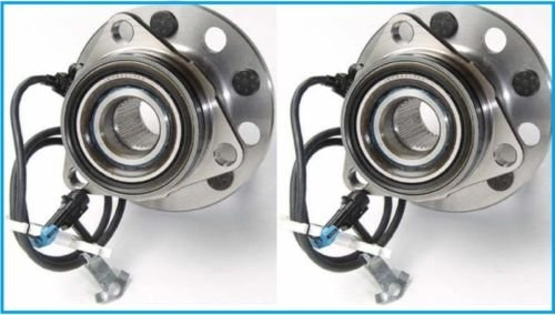 DTA Front Wheel Bearing & Hub Assembly NT515019 x2 (Pair) Brand New, Fits Safari, Astro, AWD Only