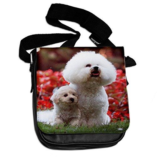 Bichon Frisee Shoulder 035 Bichon Animal Dog Animal Bag Frisee Shoulder Dog 1rBp1