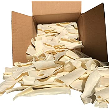 Amazon.com : Rawhide Chips Bulk | 1 Box with 10 LBS | 100%