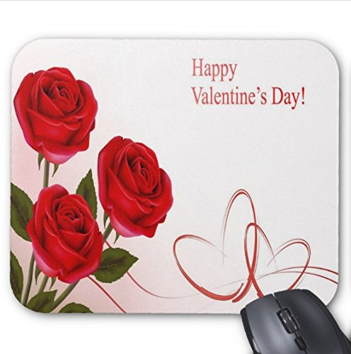 Valentines day clip art free happy valentine clipartcow mouse pad