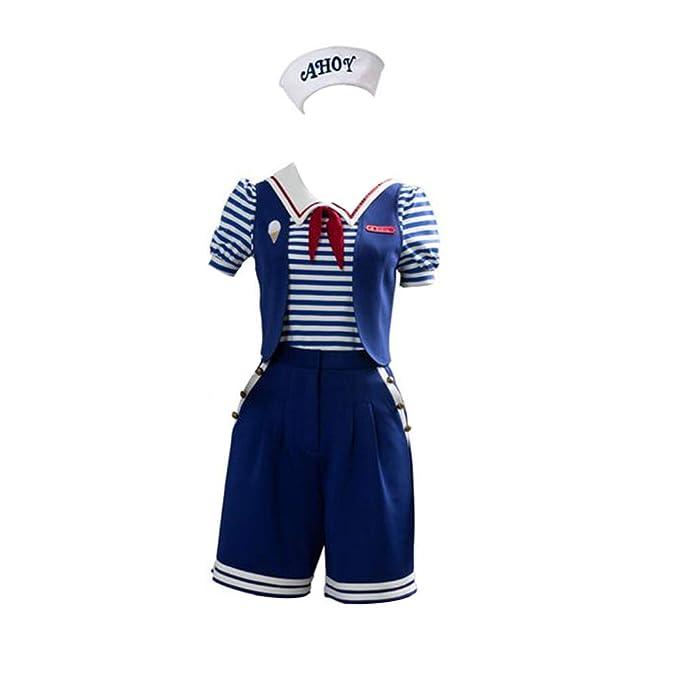 Amazon.com: Robin Scoops Ahoy Disfraz de Halloween para ...