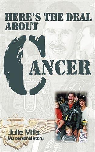 Varaa pdf-tiedostoja Here's the Deal about Cancer PDF DJVU