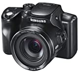 Samsung WB2100 16.4MP CMOS Digital Camera with 35x Optical  Zoom, 3.0'' LCD Screen and 1080i HD Video (Black) (OLD MODEL)