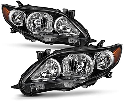 For 2011-2013 Toyota Corolla S//XRS Replacement Bk Headlight Headlamp Driver Side