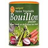 Marigold Swiss Vegetable Bouillon Powder (500g) Green - Pack of 6