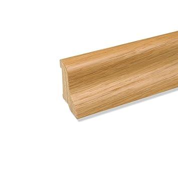 Echtholz Profil Sockelleiste Fußbodenleiste Aus Kiefer Massivholz In