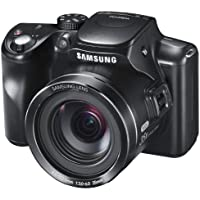 Samsung WB2100 16.4MP CMOS Digital Camera with 35x Optical  Zoom, 3.0 LCD Screen and 1080i HD Video (Black) (OLD MODEL)