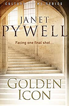 Golden Icon: Culture Crime Series - Female Protagonist (A Mikky dos Santos Thriller - The Prequel) by [Pywell, Janet]