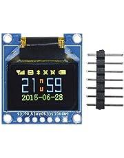 Diymore SSD1331 9664 96X64 - Módulo de pantalla OLED SPI de 65 K para Arduino 51 STM32 (7 pines, 0,95 pulgadas)