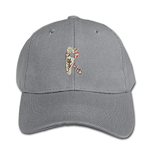 Aiguan Cartoon Cat Cap - Fashion 100% Cotton Hat Ash