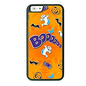 Case Fun Case Fun Halloween Ghosts and Boo TPU Rubber Back Case Cover for Apple iPhone 6 4.7 inch